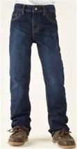 Boys Children's Place Solstice Blue Adjustable Straight Leg Jeans 8 10 School - $13.99