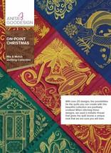 Anita Goodesign - On Point Christmas - $54.23