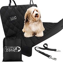 Dog Car Seat Cover Waterproof - Heavy Duty Dog Hammock with Seat Belt and a - $39.90