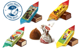 """Candy Russia chocolate Truffles and more. """"Red October"""" - $10.40+"""