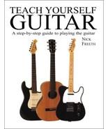 Teach Yourself Guitar - Nick Freeth Instructional Instrument Music 2004 ... - $12.63