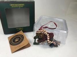 Boyds Bears Limited Edition  Sawyer Elfbeary Handyman Saw Ornament Bears... - $19.79