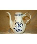Poland Blue Onion Coffee Pot No Lid 6 Cup. - $10.39