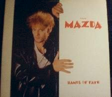 Richard Mazda - Hands of Fate - IRS Records SP70034