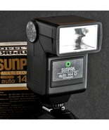 Sunpak Auto 144 D Thyristor Flash Multi-Dedicated Nikon Canon Pentax Lik... - $18.00
