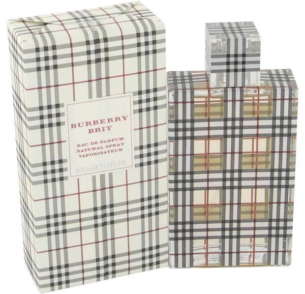 Burberry brit eau de parfum