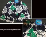 Toddler swim shorts web blue green   white floral collage thumb155 crop