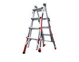 Little Giant Ladder Systems 12017-801 Revolution M17 with Ratcheting Lev... - $299.00