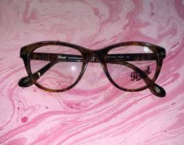 Persol Eyeglass Frame 3036-V 108 Caffe Tortoise 50/19 140 mm 100% AUTHENTIC - $78.21