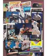 Lot of 25 Different Don Mattingly Cards New York Yankees - Nice Lot - $7.99