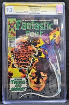 Fantastic Four #78 (Marvel, 1968)  CGC 9.2 SS STAN LEE - $495.00