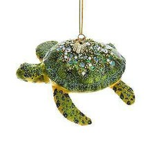 Noble Gems™ Sea Turtle Ornament w - $21.99