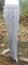 ANN TAYLOR LOFT 4P HERRINGBONE ORIGINAL PETITE DRESS PANTS STRAIGHT TROU... - $38.00