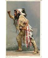 Chief Paupuk Keewis Song of Hiawatha Tucks Oilette Post Card - $15.00