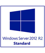 Windows Server 2012 R2 Standard - Key With Download - $9.50