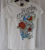 2009 Harley Davidson Womens Medium Shirt White  Paris,TX - $14.84