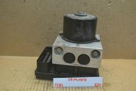 2004-2007 Nissan Murano ABS Pump Control OEM 47660CB800 Module 224-17b4 - $9.99