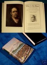 THIS IS THE HOUR Goya Heritage Press HC/Slipcase - $12.00