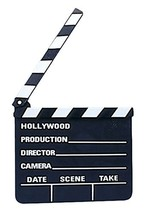 Rhode Island Novelty Clacker Hollywood Movie Toy - $6.50