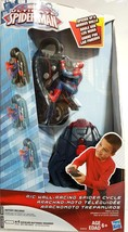 Spiderman 2 RC Wall Racing Spider Cycle - $37.39
