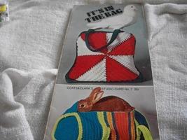It's In The Bag Crochet Book - $5.00