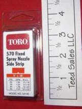 Toro Irrigation Series 570 Nozzle Side Strip - $4.22