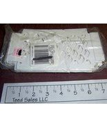 Rainmaster System 3 Vinyl Gutter Guard. White 7R2103 - $8.15