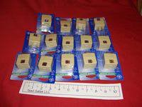 14 GE 3 Outlet Cube Tap Adapters Ivory 9228