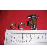 "Chrome Angle Shut Off Valve 1/2"" Compression x 1/2"" MIP 4197067 - $9.15"