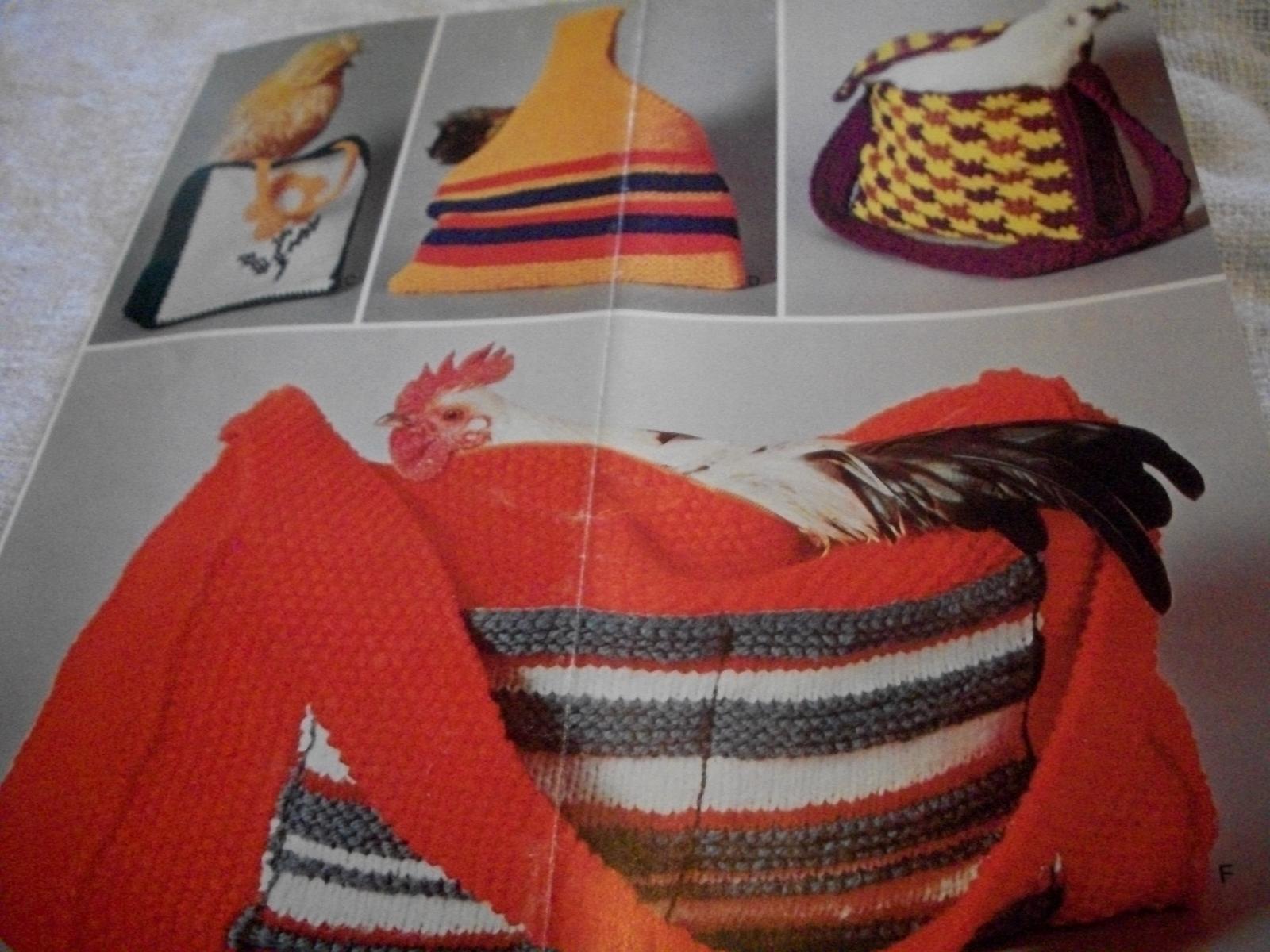 It's In The Bag Crochet Leaflet
