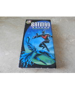Batman Beyond: Disappearing Inque VHS Video Animated Cartoon Used   - $7.99