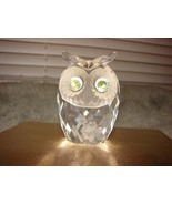 Retired Swarovski Large Owl - $140.00