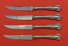 Old Master by Towle Sterling Silver Steak Knife Set 4pc HHWS  Custom Mad... - $289.00