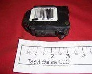 GE 30 amp single pole THQL Circuit Breaker thick