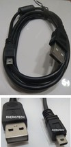 Panasonic DMC-LX100EBK Digital Camera Usb Data Sync Cable / Lead For Pc And Mac - $4.45