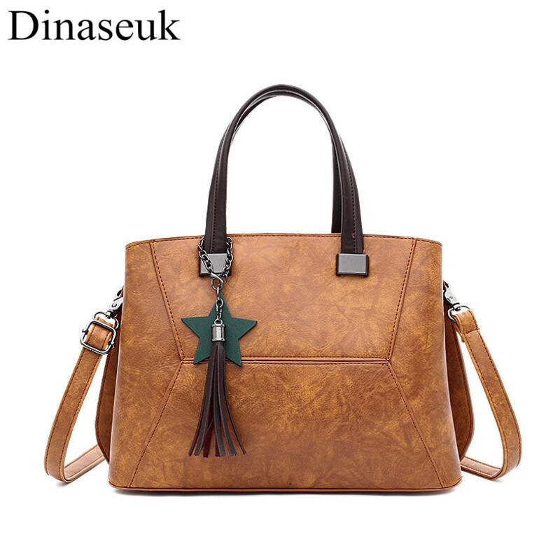 newest women handbag famous designer vintage shoulder bag pu leather top  handle bag ladies tote 2e452b710a76a