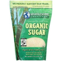 Wholesome Sweeteners Milled Unrefined Sugar (12x2 Lb) - $131.51