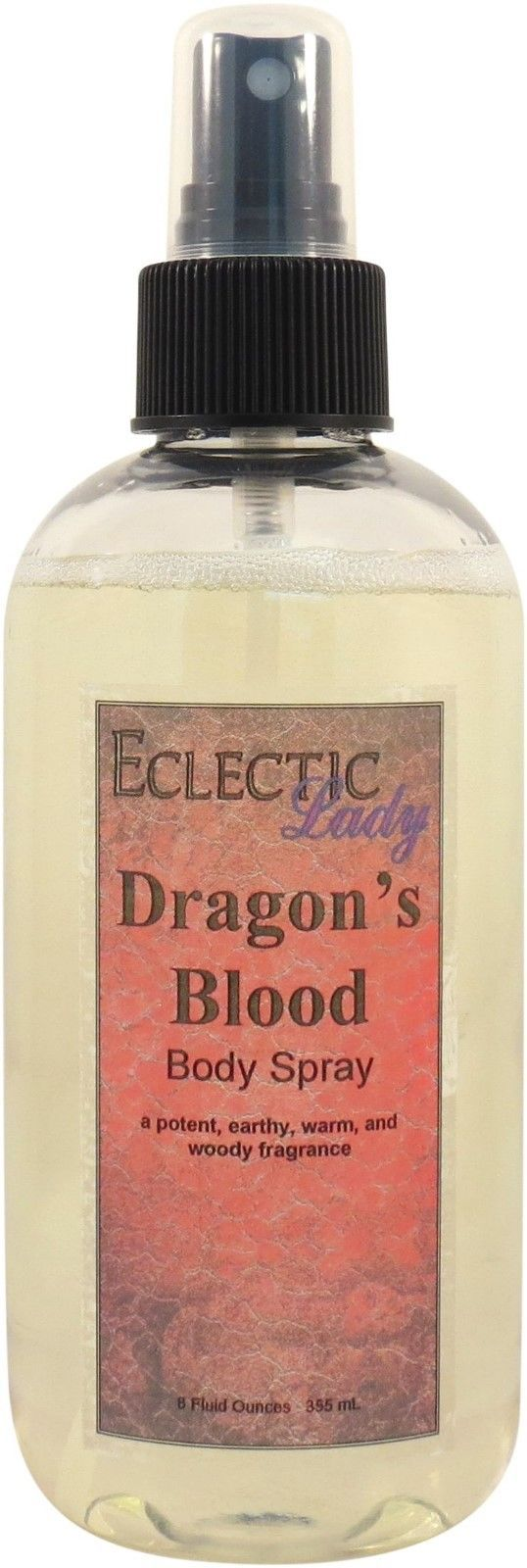 Dragon's Blood Body Spray