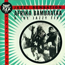 Jazzy Sensation [Audio CD] Afrika Bambaataa & The Jazzy Five - $244.26