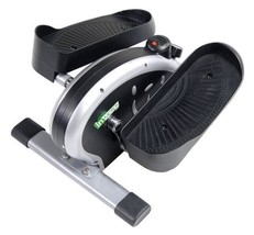 Compact Elliptical Cardio Training Step Machine Trainer Stepper Sitting ... - $125.17
