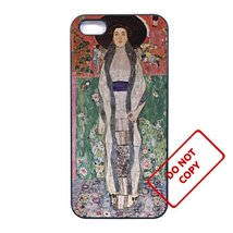 Gustav Klimt art painting Sony Z1 case Customized premium plastic phone case, - $11.87