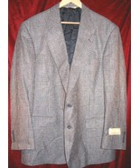 Vintage Evan Picone Suit Jacket Sport Coat 44 Clothing - $69.99