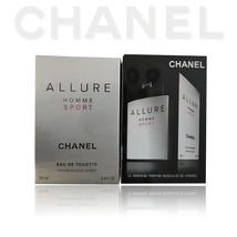 Chanel Allure Homme Sport. 100 ml. New. Original. - $90.00