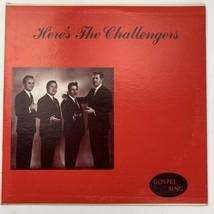 Challengers Quartet Here's The LP Record Album Vinyl - $29.69