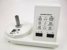 Hamilton Beach Proctor-Silex 702R 2-Speed Food Processor Machine Base Motor - $19.75