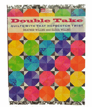 Double Take Quilts con un Rayuela Girado MCB1024 - $14.13