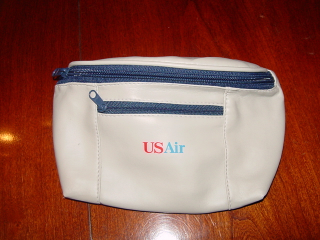 USAIR FANNY PACK