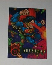 CHASE (PROMO): DC Firepower Outburst Superman - $1.50