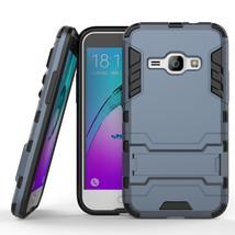Hybrid Kickstand Protective Case for Samsung Galaxy J1 2016 / Amp 2 - Na... - $4.99