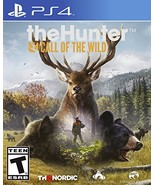 theHunter: Call of the Wild - PlayStation 4 [video game] - $33.67